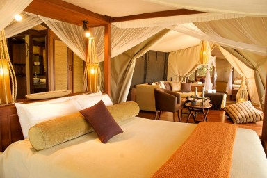 Masai mara tented camp